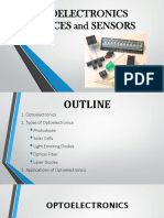 Optoelectronics Devices and Sensors
