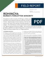 RI Rohingya, December 2008