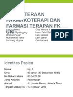 (IPD) Kepaniteraan Farmakoterapi Dan Farmasi Terapan FK UKI