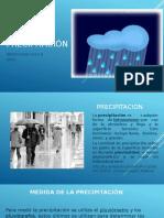 Precipitación Hidrología