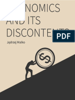 Economics and Its Discontents - Jedrzej Malko