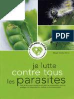 Je Lutte Contre Tous Les Parasites - J'Aime Mon Jardin
