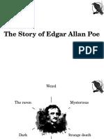 The Story of Edgar Allan Poe