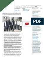 Macri tensa la cuerda con los radicales (2015)