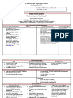 curriculum maps with reflections- units 1 and 2