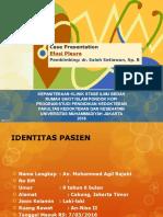 Case Presentation Dr. Saleh - Pleural Effusion