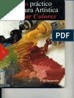 Curso Practico de Pintura Artistica Mezclar Colores