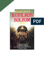 A Gyilkos Solyom William Bayer