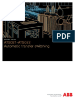 Ats for Two Transformer