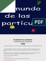 Comic CERN 1999