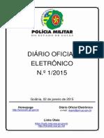 DOEPM Nº 001-2015-Sexta Feira-02.01.2015