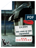 Dan Kavanagh - Duffy-1 - Duffy Sau Cum Se Taie Cascavalul
