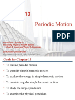 Ch 13 - Periodic Motion