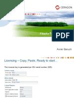 123 - Ceragon - IP-10G Licensing - Presentation v1.4