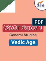 Download CSAT Paper – 1 General Studies