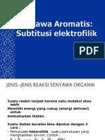 Substitusi Elektrofilik.ppt