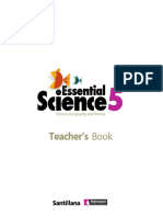 Teacher's Book Essential Science 5