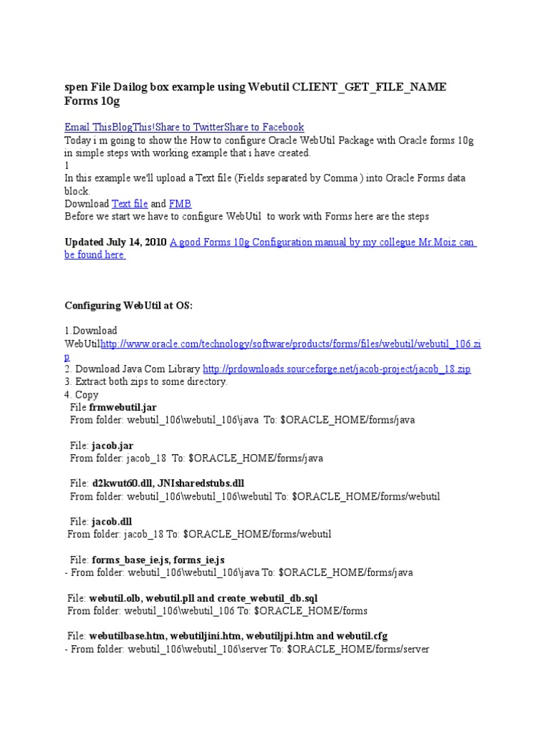webutil02 | Windows Registry | Java (Programming Language)