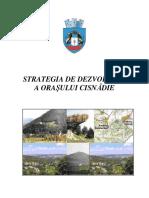 Microsoft Word - Strategia de Dezvoltare a Orasului Cisnadie