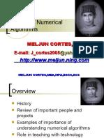 MELJUN Numerical Algorithm