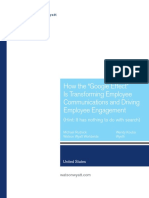 Rep How the Google Effect is Transforming Employee Communications Ww 2006