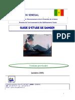 Guide d'Etude de Danger