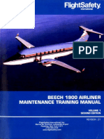 Beech 1900 Airliner Maintenance Training Manual v.i