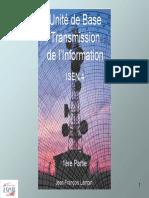Unité de BaseTransmissionde l'Information-part1