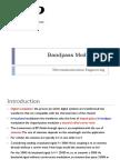 Bandpass Modulation