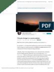 Climate Change is a Social Problem   Albert Vilariño Alonso   LinkedIn