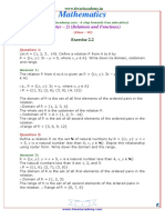 11 Maths NcertSolutions Chapter 2 2