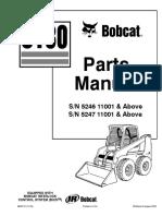 S130 Parts List