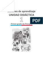 1ro Prim Unidad 1 Comunicación Orintaciones Planificaciones Sesiones