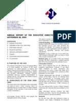 MCA Annual Report 2009