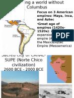 Precol Empires