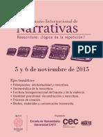 Programación Narrativas_Eafit 2015