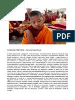 Come usare le campane tibetane