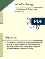 psychology lecture slide