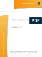 Blood Donors Worldwide