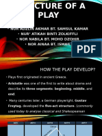 Structure of a Play Presentation