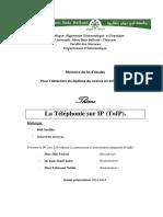 La Telephonie Sur IP