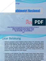 Data batimetri Nasional