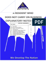 Explanatory Notes BE2015 2