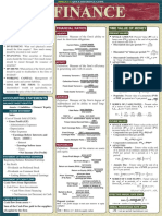 Quick Study Finance