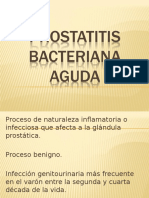 prostatitis upao.ppt