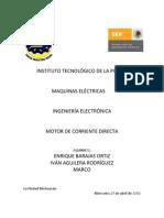 Reporte de Practica PWM 555
