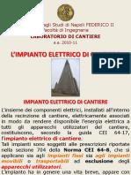 6 Impianto Elettrico Cantiere