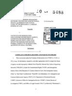Secure Communities FOIA Request Lawsuit