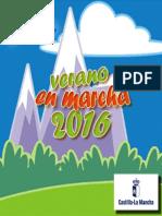 folleto verano en marcha 2016