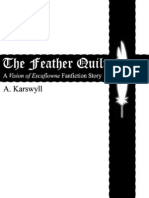The Feather Quilt, A The Vision of Escaflowne Fanfiction Story